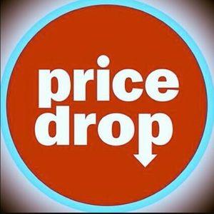PRICE DROP!!😁